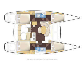 Alquilar catamarán Lagoon 380 en Marina Solila, Tivat