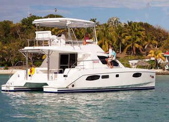 Rent a power catamaran  in Wickhams Cay II Marina - Moorings 393 PC (Club)
