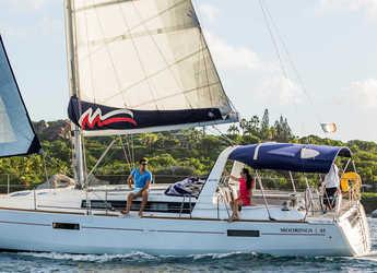 Rent a sailboat in Marina Gouvia - Moorings 45 (Exclusive)
