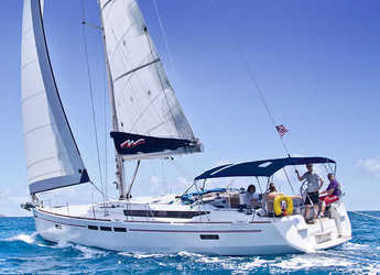 Rent a sailboat in Marina Fort Louis - Moorings 51.4 (Club)