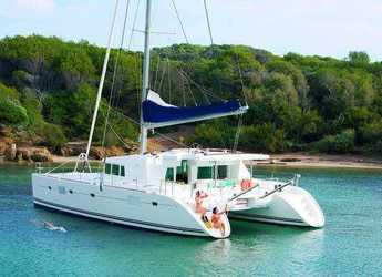 Rent a catamaran in Marina di Olbia - Lagoon 500