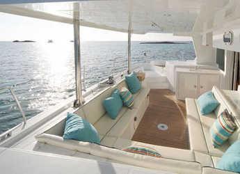 Rent a catamaran Lagoon 500 in Nuovo Porto Touristico, Olbia