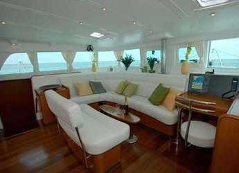 Rent a catamaran Lagoon 440 in Nuovo Porto Touristico, Olbia