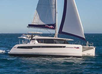 Rent a catamaran in Wickhams Cay II Marina - Moorings 5000-5 (Crewed)