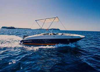 Rent a motorboat in Club Naútico de Sant Antoni de Pormany - Bayliner Element E5