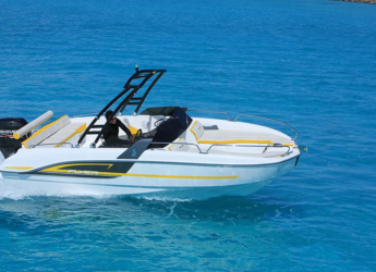 Rent a motorboat in L'Ametlla de Mar - Flyer Sport 2017