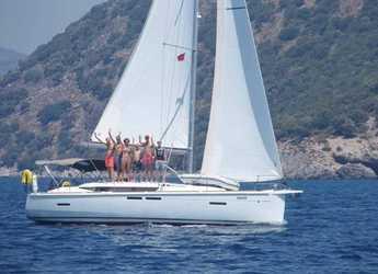 Chartern Sie segelboot in Cala Nova - Sun Odyssey 419