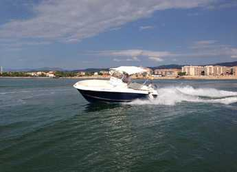 Rent a motorboat in L'Ametlla de Mar - Cap Camarat 545