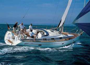 Rent a sailboat in Skiathos  - Bavaria Cruiser 41