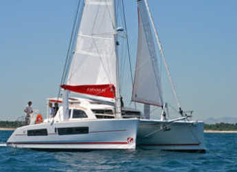 Rent a catamaran in Rodney Bay Marina - Catana 42 Carbon Infusion
