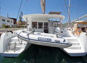 Rent a catamaran in SCT Marina Trogir - Lagoon 39