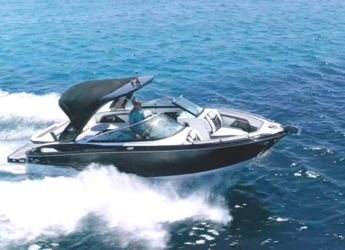 Rent a motorboat in Marina Ibiza - 278 SS