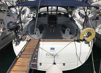 Rent a sailboat in Preveza Marina - Bavaria Cruiser 41
