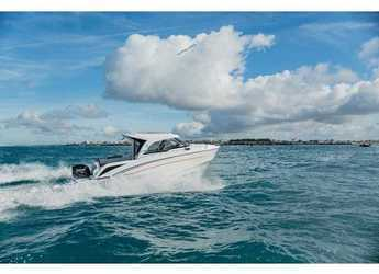 Rent a motorboat in Split (ACI Marina) - Beneteau Antares 8 OB