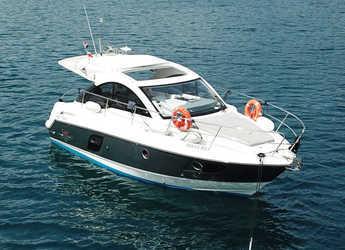 Chartern Sie motorboot in ACI Marina Split - Beneteau Gran Turismo 34