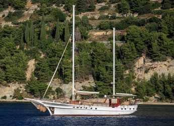 Rent a schooner in Matejuska port - Gulet Summer Princess