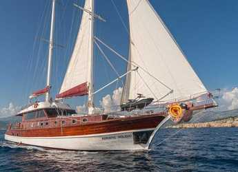 Rent a schooner in ACI Marina Dubrovnik - Gulet Adriatic Holiday