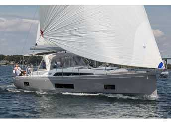 Chartern Sie segelboot in Ibiza Magna - Oceanis 46.1