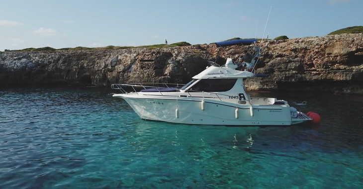 Louer bateau à moteur à Marina Porto Cristo - Rodman 10.40 fly