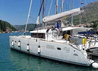 Chartern Sie katamaran in Naviera Balear - Lagoon 40