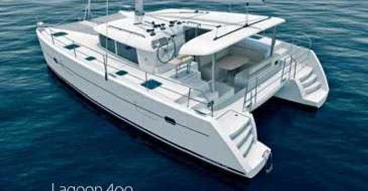 Rent a catamaran in Port Purcell, Joma Marina - Lagoon 40