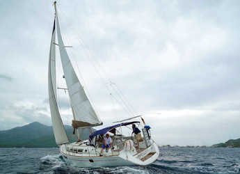 Rent a sailboat in Marmaris - Sun Odyssey 44 i