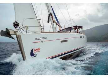Rent a sailboat in Marmaris - Sun Odyssey 409