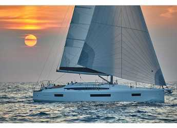 Rent a sailboat in Netsel Marina - Sun Odyssey 410