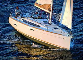Rent a sailboat in Marmaris - Sun Odyssey 389