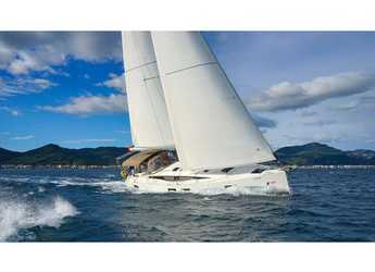 Rent a sailboat in Netsel Marina - Jeanneau 51