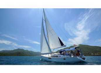 Rent a sailboat in Netsel Marina - Sun Odyssey 49i