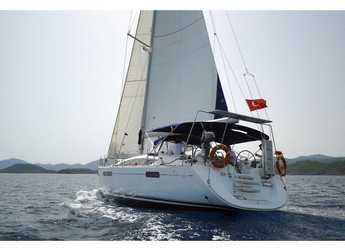 Rent a sailboat in Netsel Marina - Jeanneau 53