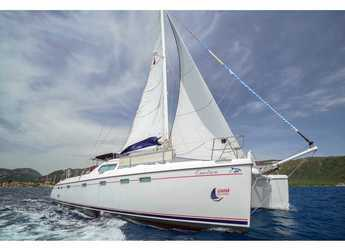 Rent a catamaran in Port Gocëk Marina - Privilege 465