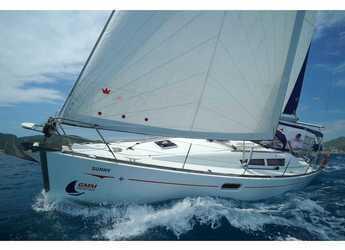 Rent a sailboat in Port Gocëk Marina - Sun Odyssey 36i