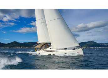 Rent a sailboat in Port Gocëk Marina - Jeanneau 51