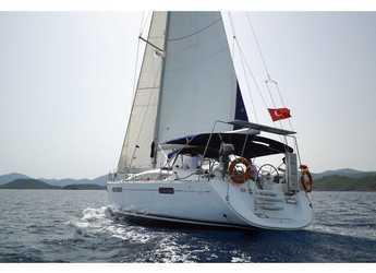 Rent a sailboat in Port Gocëk Marina - Jeanneau 53