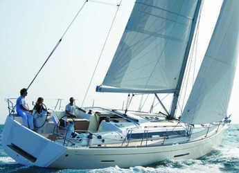Chartern Sie segelboot in Netsel Marina - Dufour 450 GL
