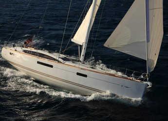 Rent a sailboat in Netsel Marina - Jeanneau 53