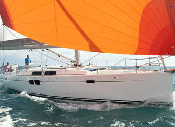 Rent a sailboat in Netsel Marina - Hanse 505