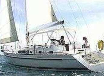 Rent a sailboat in Marmaris - Oceanis 40