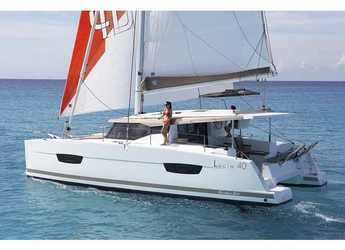 Rent a catamaran in Ece Marina - Lucia 40