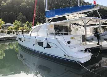 Rent a catamaran in Ece Marina - Leopard 44