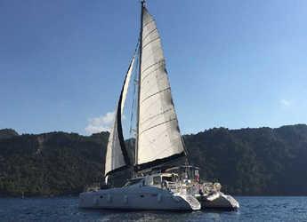 Rent a catamaran in Ece Marina - Lavezzi 40