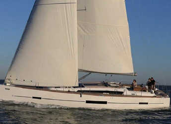 Rent a sailboat in Ece Marina - Dufour 512 Grand Large