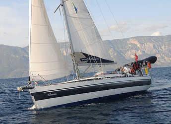 Rent a sailboat in Netsel Marina - Harmony 42