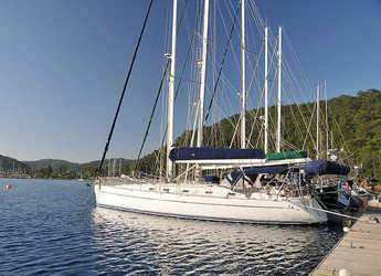 Rent a sailboat in Netsel Marina - Harmony 52