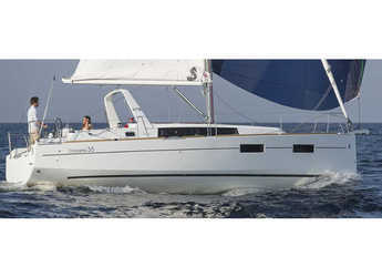 Rent a sailboat in Netsel Marina - Beneteau Oceanis 35