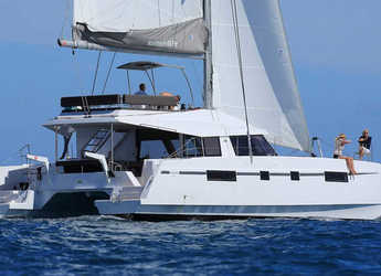 Rent a catamaran in Netsel Marina - Nautitech 46 Fly