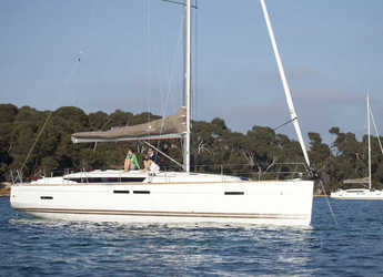 Rent a sailboat in Netsel Marina - Sun Odyssey 439