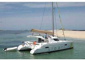 Rent a catamaran in Netsel Marina - Lipari 41 Quatuor